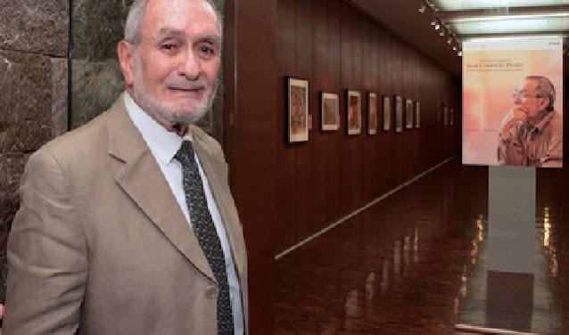 Falleció Iker Larrauri, pilar de la museografía y museología mexicanas