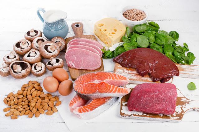 Makanan Kaya Vitamin B12