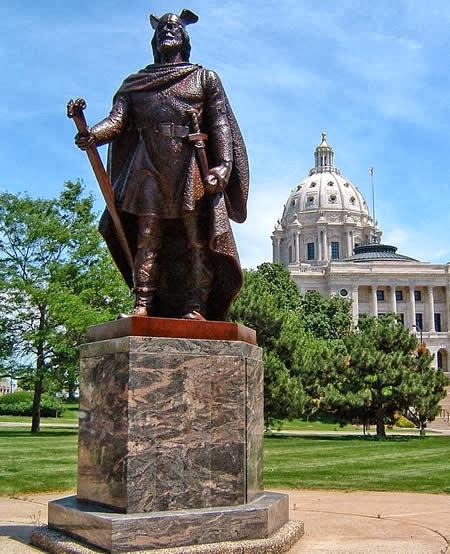 Leif Ericson statue