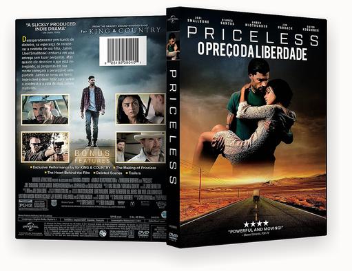 O Preço Da Liberdade DVD-R OFICIAL