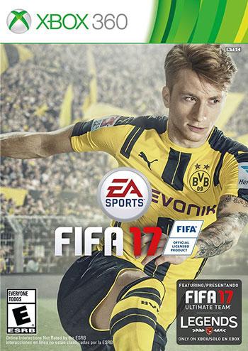 تحميل لعبة FIFA 17 XBOX360-COMPLEX