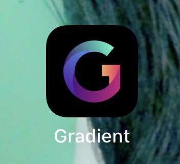 برنامج Gradient