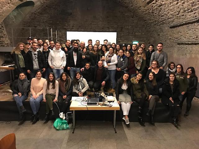 Συνεχίζεται ο 11ος Κύκλος Συναπαντημάτων Ποντιακής Νεολαίας στην Ευρώπη