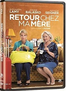 Retour chez ma mère [2016] [DVD R1] [NTSC] [Castellano]