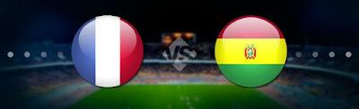 مشاهدة مباراة فرنسا vs بوليفيا بث مباشر اليوم الاحد 02/06/2019 مباراة ودية دولية