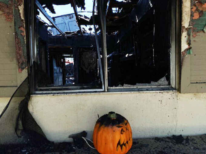 Halloween 2020 Rio Mar Kennedy Late night fire in Sun City apartment complex displaces six