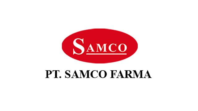 Lowongan Kerja Junior Manager R&D PT Samco Farma Tangerang