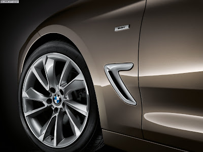 BMW 3 Series GT F34