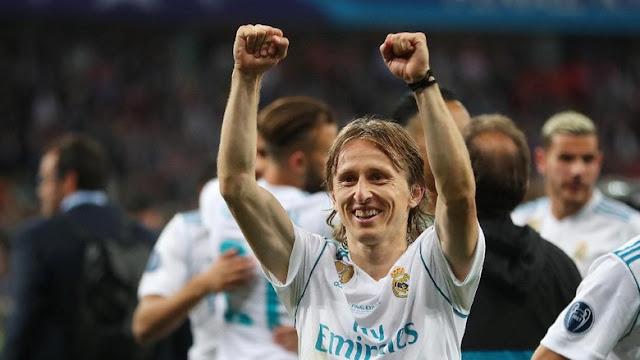 Real Madrid Sebut Maaf Inter, Luka Modric Tidak Dijual