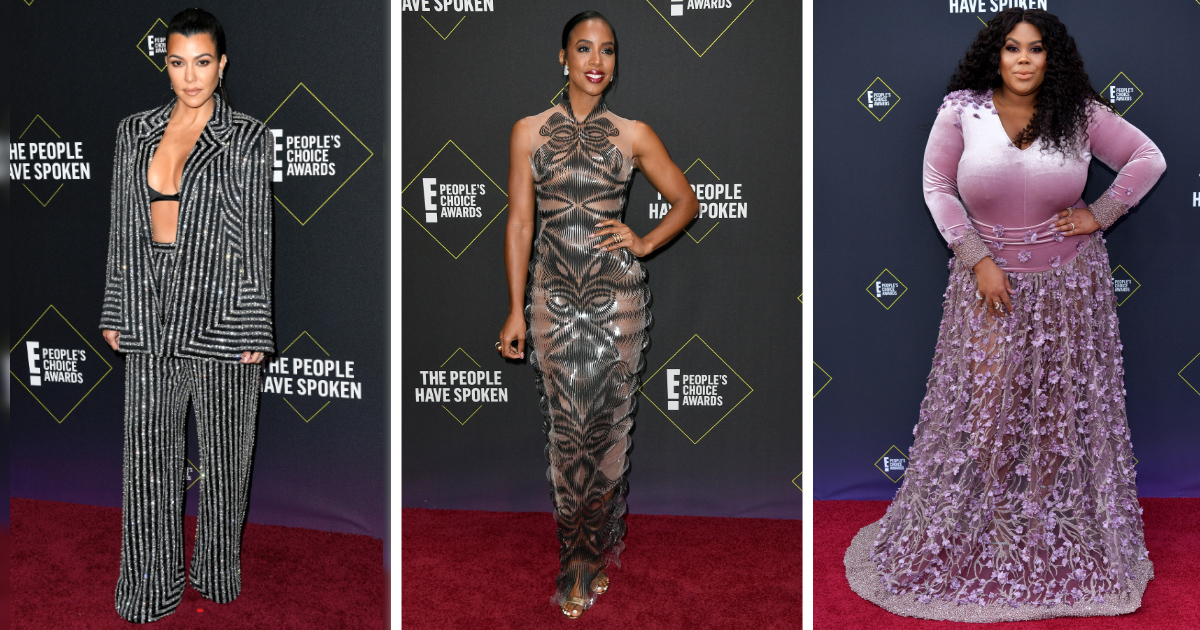 hollywood movie e 2019 TRENDSPOTTING AT THE 2019 E PEOPLES CHOICE AWARDS Jet Club