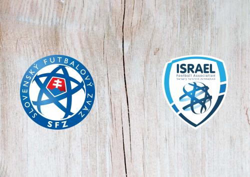 Slovakia vs Israel -Highlights 14 October 2020