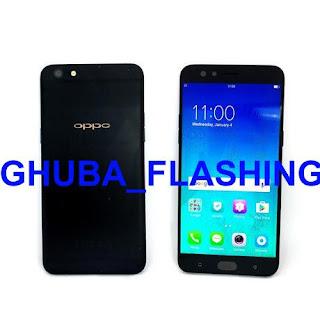 Cara Mudah Flashing Oppo F3 Plus (CPH1609) 100% Berhasil Via QFIL