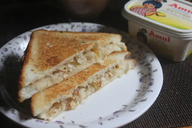 Easy to make the sweet sandwich recipe at home