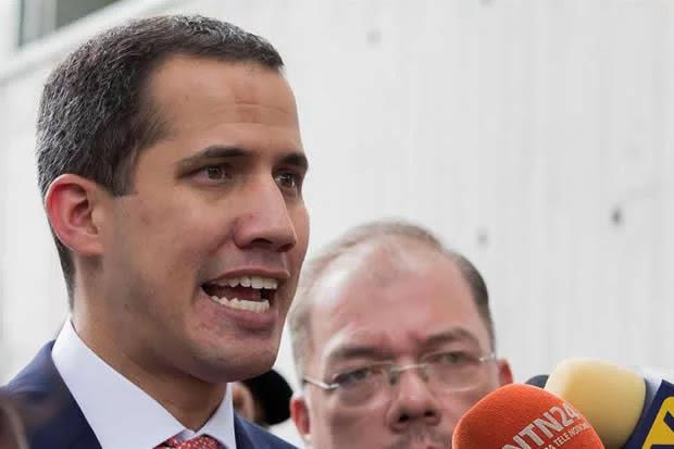 Guaidó agradece a Duque por otorgarle la nacionalidad a 24.000 niños venezolanos