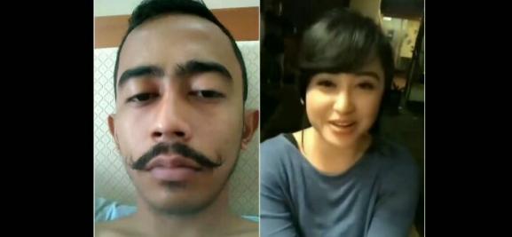 Ras Taufik vs Dewi Perssik: Mas Gak Pengen? Malam Jumat Lho Mas