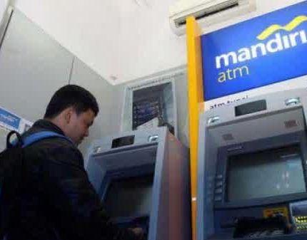 Kode Bank Mandiri dan Tata Cara Transfer Beda Bank di ATM