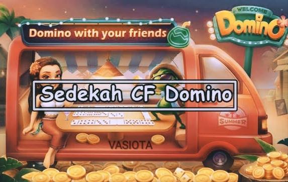 Sedekah CF Domino
