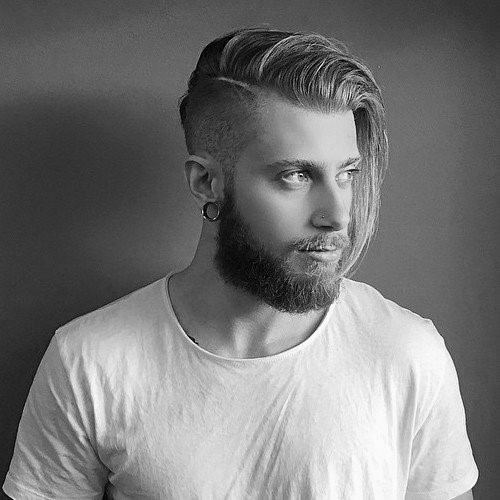 40 best undercut with beard haircut so what you need to do is select some coll undercut hairstyles with beard for yourself and take guidelines from your friends and hair stylist solutioingenieria Choice Image