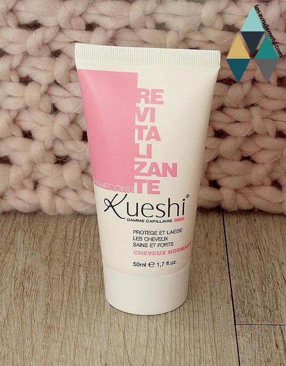 Shampooing revitalisant Kueshi