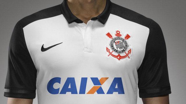 7f3b5f126b ... A Caixa Econômica Federal fechou hoje um novo acordo de patrocínio com  o Corinthians. O contrato terá validade de 12 meses e valor de R  30  milhões.