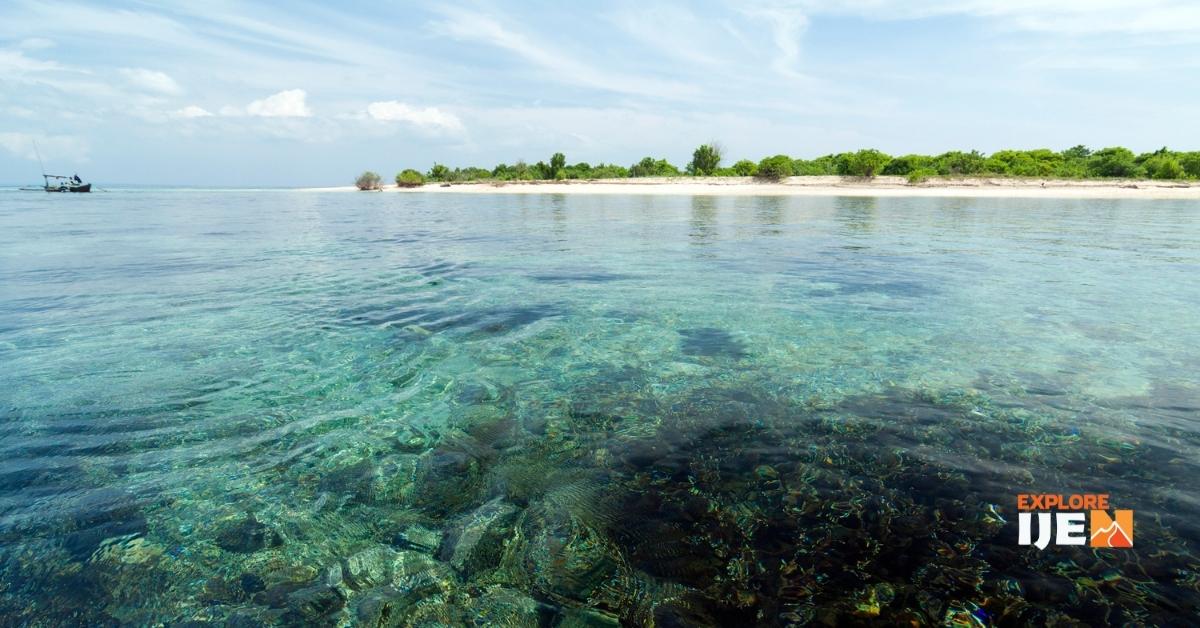 wisata pantai dan pulau Tabuhan