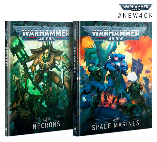 Codex Marines Espaciales Codex Necrones