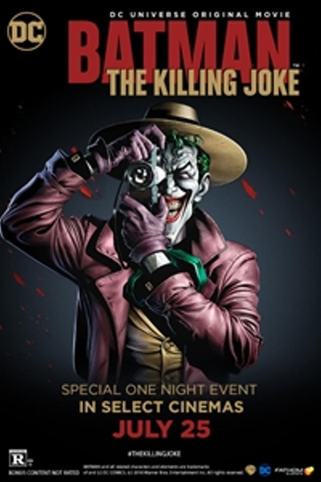 Batman: The Killing Joke (Review) - CinemaSkiff