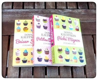 Le cupcake club by Donna Kauffman