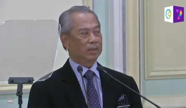Senarai Menteri dan Timbalan Menteri Dalam Kabinet 2020 - Tan Sri Muhyiddin Yassin