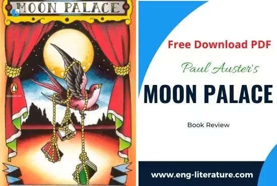Free Download Paul Auster's Moon Palace PDF, Read Moon Palace Book review