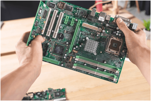 A Beginner's Guide Of Motherboard Parts And Their Functions