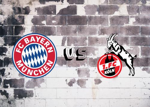Bayern München vs Köln  Resumen y Partido Completo