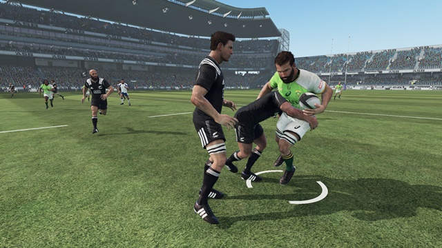 Rugby Challenge 3 PC Full Español