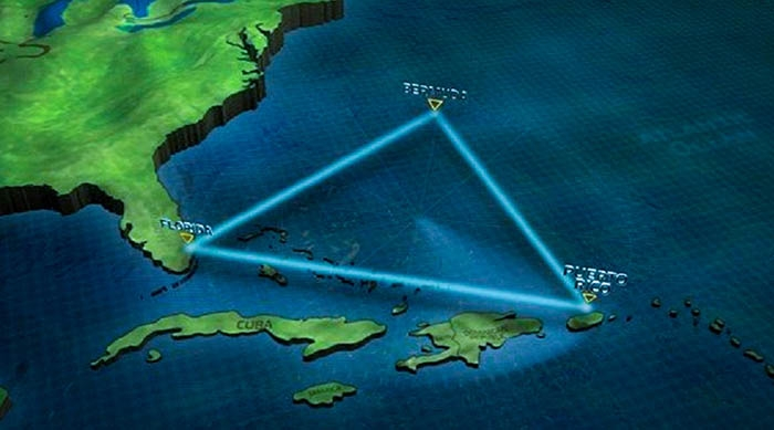 La NASA publica hallazgo sobre anomalía del Triángulo de las Bermudas