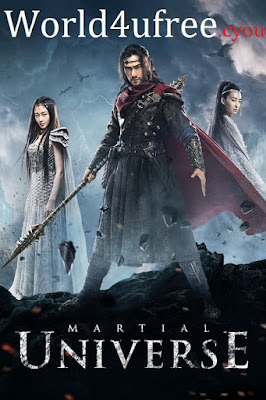 Martial Universe S01 Hindi Dubbed Complete WEB Series 720p HDRip HEVC x265 [E40 Added]