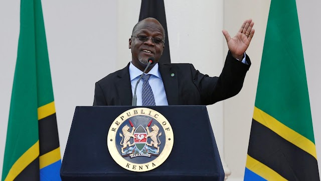 I Won't Close Churches, Coronavirus Can't Survive In The Body Of Christ – Tanzania President