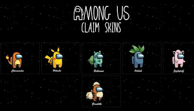 Amongusclaim. net Can Get Free Skins Among Us, Really?