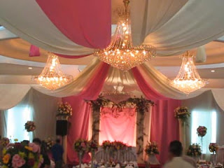 Power to Personalize Your Wedding: Decor Idea: Ceiling ...