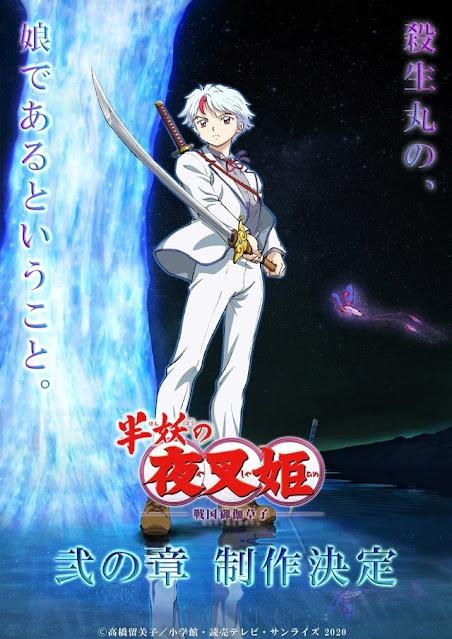 Hanyou no Yashahime Anime Will Continue to Season 2