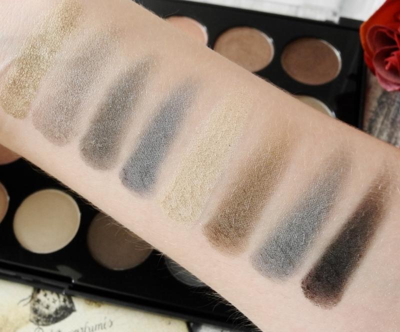 Essential Eyes 28 Color Eyeshadow Palette by BH Cosmetics #20