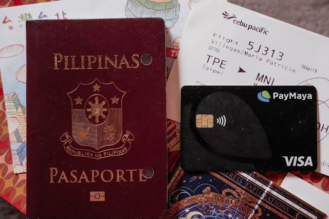 Patty Villegas - The Lifestyle Wanderer - PayMaya - Passport Renewal -1