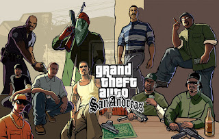 Cheat Grand Theft Auto: San Andreas Lengkap Bahasa Indonesia PC
