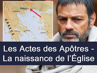 RECITS DES ACTES DES APOTRES