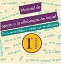Tiras recortables y cartel con el alfabeto Primer grado 2016-2017 – PDF