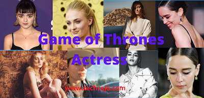 Game of Thrones Actress Photos