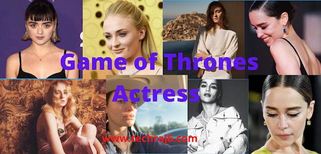 Game of Thrones Actress Photos