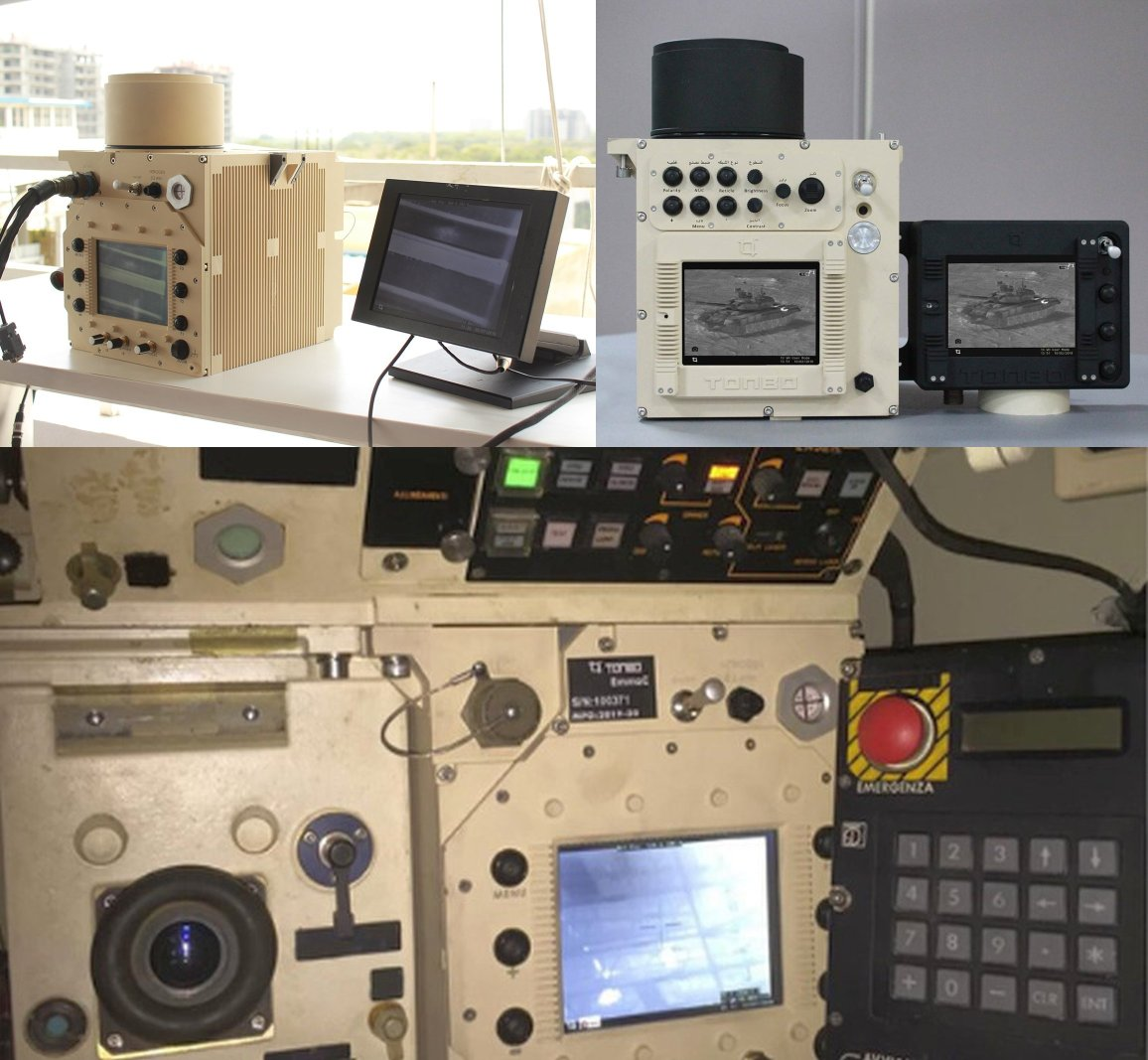 Emma-C Thermal Imaging Sight System - Tonbo Imaging - 01