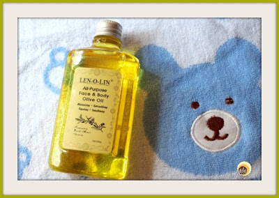 Lenolin All Purpose Face Body Olive Oil Review