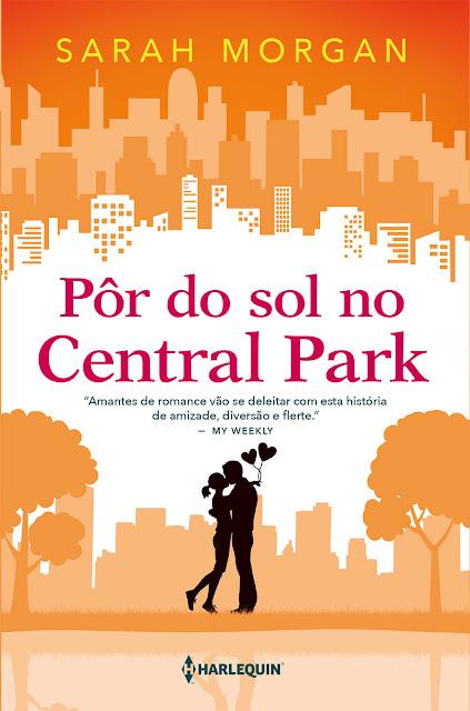 Pôr do sol no Central Park - Sarah Morgan