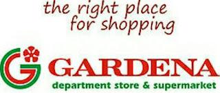 Lowongan Kerja Gardena Yogyakarta Dept. Store & Supermarket Maret 2017 (Fresh Graduate/ Experience)